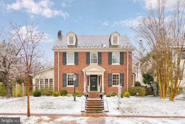 3908 Oliver Street, CHEVY CHASE, MD 20815 (#MDMC744816) :: The Sky Group