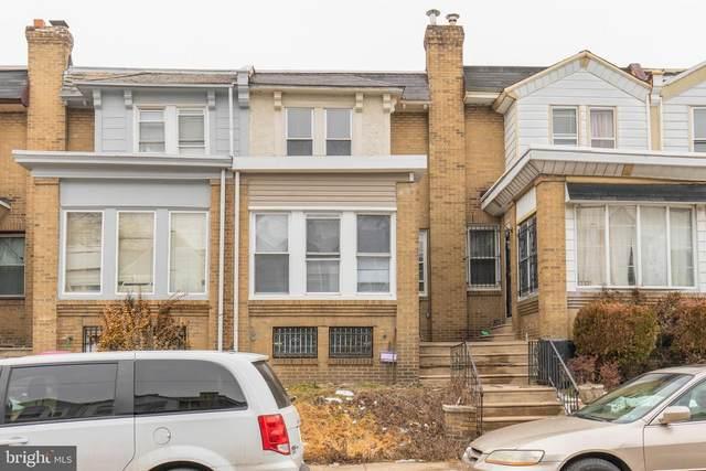 5851 Fernwood Street, PHILADELPHIA, PA 19143 (#PAPH988682) :: The Dailey Group