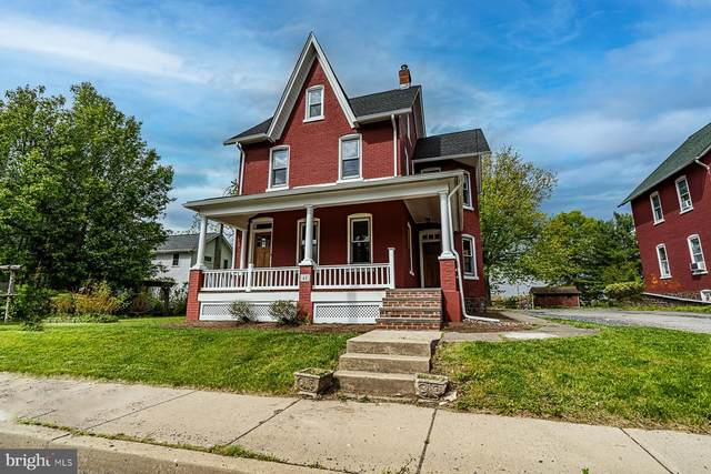 45 N Main Street, QUAKERTOWN, PA 18951 (#PABU520740) :: Jason Freeby Group at Keller Williams Real Estate