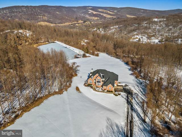 24 Old Orchard Road, LINDEN, VA 22642 (#VAWR142700) :: ExecuHome Realty