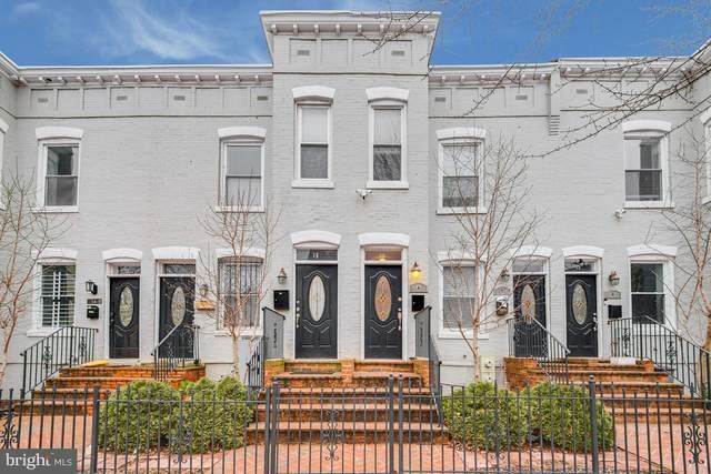 18 O Street NW 18-A, WASHINGTON, DC 20001 (#DCDC508608) :: Jacobs & Co. Real Estate