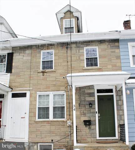34 E 2ND Street, MOORESTOWN, NJ 08057 (#NJBL391648) :: John Lesniewski   RE/MAX United Real Estate