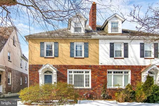 2538 N 2ND Street, HARRISBURG, PA 17110 (#PADA130336) :: The Joy Daniels Real Estate Group