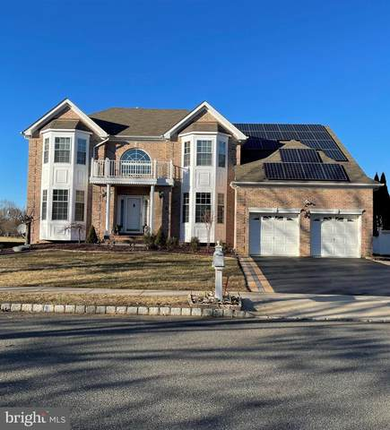 6 Van Gogh Drive, HIGHTSTOWN, NJ 08520 (#NJME308022) :: Holloway Real Estate Group