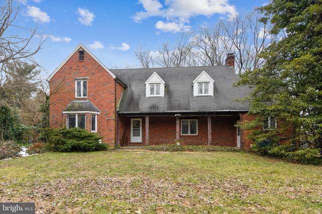 3718 A Ivydale Drive, ANNANDALE, VA 22003 (#VAFX1181506) :: The Riffle Group of Keller Williams Select Realtors