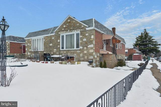 1100 Borbeck Avenue, PHILADELPHIA, PA 19111 (#PAPH988768) :: The Matt Lenza Real Estate Team