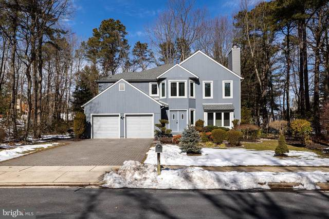 16 Thornwood Drive, VOORHEES, NJ 08043 (MLS #NJCD413498) :: The Sikora Group