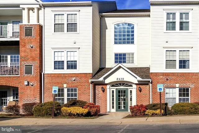 2410 Chestnut Terrace Court #202, ODENTON, MD 21113 (#MDAA459602) :: AJ Team Realty
