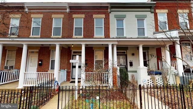 420 Oakdale Place NW, WASHINGTON, DC 20001 (#DCDC508656) :: EXIT Realty Enterprises