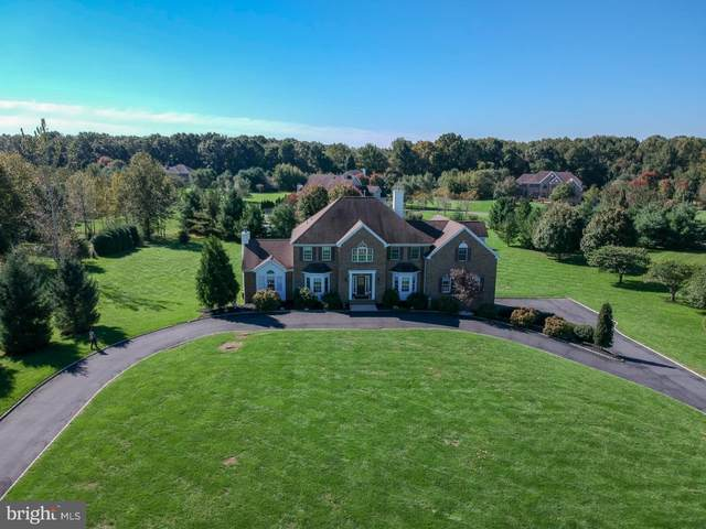 235 Meadowbrook Road, ROBBINSVILLE, NJ 08691 (#NJME308032) :: Colgan Real Estate