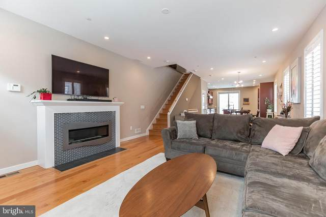 607 S Hancock Street, PHILADELPHIA, PA 19147 (#PAPH988806) :: Keller Williams Real Estate