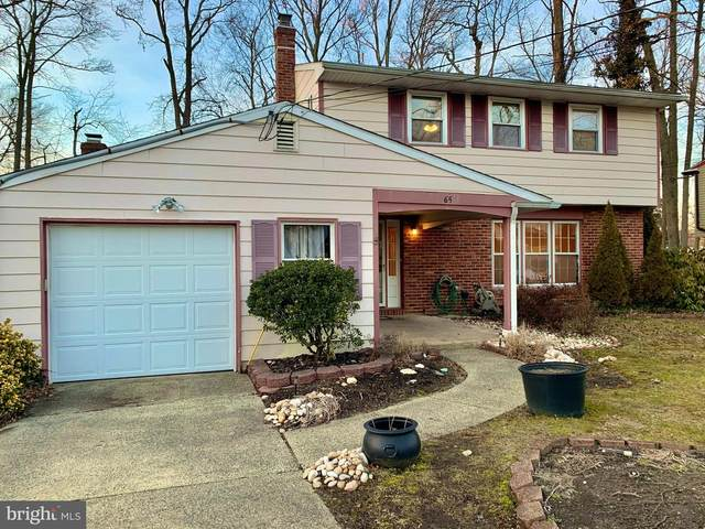 65 Green Vale Road, CHERRY HILL, NJ 08034 (MLS #NJCD413514) :: The Sikora Group