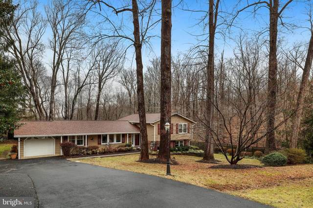 2326 Persimmon Drive, IJAMSVILLE, MD 21754 (#MDFR277964) :: The Vashist Group