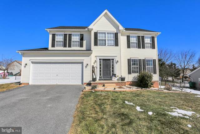 1859 Falcon Lane, CHAMBERSBURG, PA 17202 (#PAFL178104) :: AJ Team Realty