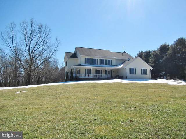 4380 Old Roxbury Road, BROOKEVILLE, MD 20833 (#MDHW290658) :: City Smart Living