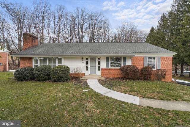 1016 Valewood Road, TOWSON, MD 21286 (#MDBC520216) :: Revol Real Estate