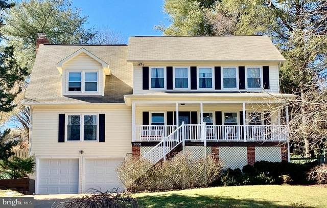 2006 Merrimac Drive, STAFFORD, VA 22554 (#VAST229338) :: Colgan Real Estate
