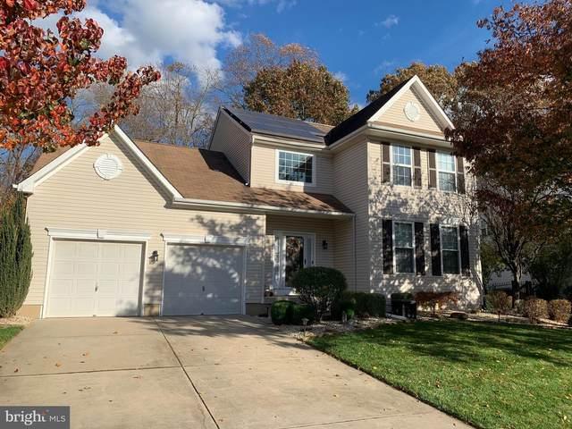 69 Creekwood Drive, BORDENTOWN, NJ 08505 (#NJBL391684) :: The Matt Lenza Real Estate Team