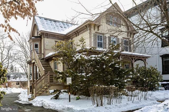 22 Dickinson Street, PRINCETON, NJ 08540 (#NJME308054) :: Bob Lucido Team of Keller Williams Integrity