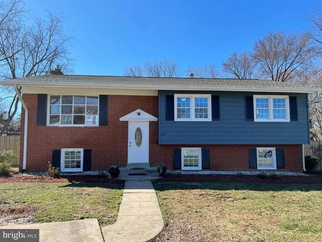803 Fulton Place, WOODBRIDGE, VA 22191 (#VAPW515214) :: Dart Homes