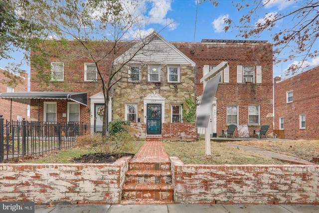 443 Oakwood Street SE, WASHINGTON, DC 20032 (#DCDC508720) :: The Matt Lenza Real Estate Team