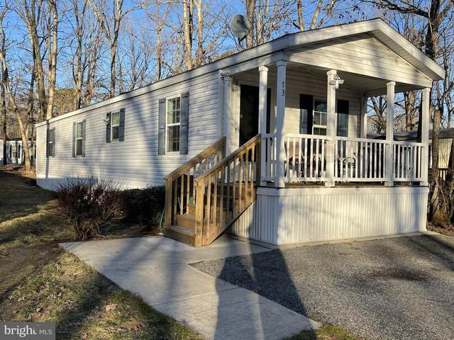 2110 Mays Landing Road #73, MILLVILLE, NJ 08332 (#NJCB131452) :: The Dailey Group