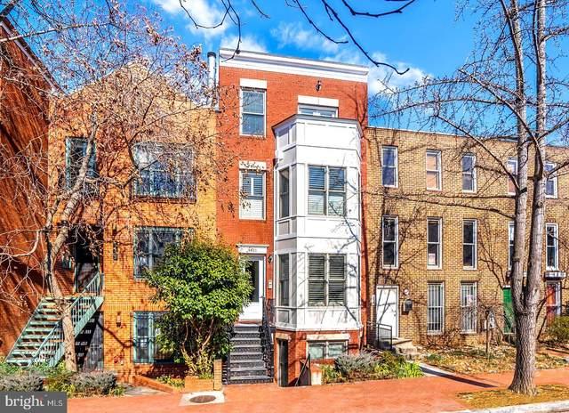 1431 Corcoran Street NW #4, WASHINGTON, DC 20009 (#DCDC508734) :: Dart Homes