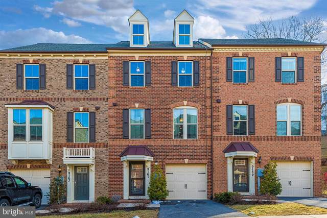 9161 Landon House Lane, FREDERICK, MD 21704 (#MDFR277996) :: AJ Team Realty