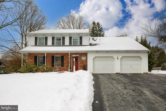 1713 Crossfield Drive, LANCASTER, PA 17603 (#PALA177536) :: The Joy Daniels Real Estate Group