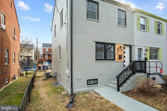 4921 12TH Street NE, WASHINGTON, DC 20017 (#DCDC508774) :: EXIT Realty Enterprises