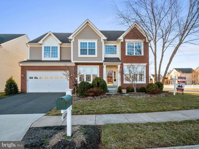 6120 Michener Drive, HAYMARKET, VA 20169 (#VAPW515234) :: Realty One Group Performance