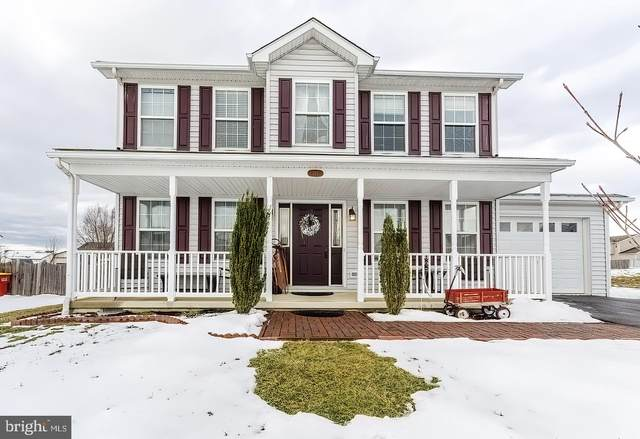 215 Fenimore Drive, INWOOD, WV 25428 (#WVBE183788) :: Boyle & Kahoe Real Estate