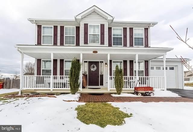 215 Fenimore Drive, INWOOD, WV 25428 (#WVBE183788) :: Jennifer Mack Properties