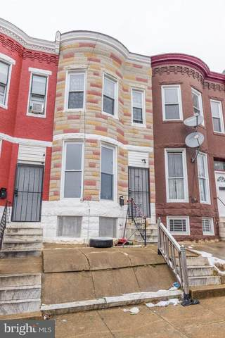 1938 W Lexington Street, BALTIMORE, MD 21223 (#MDBA540374) :: City Smart Living