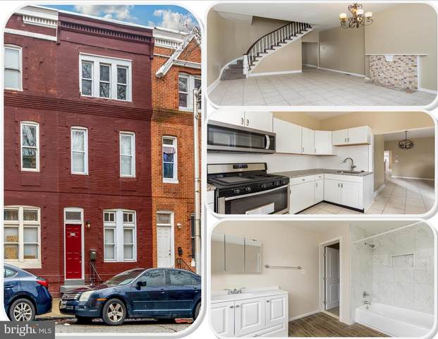 437 E Lanvale Street, BALTIMORE, MD 21202 (MLS #MDBA540396) :: Maryland Shore Living | Benson & Mangold Real Estate