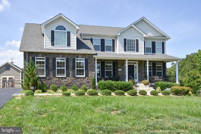 18 Bella Vista Drive, OWINGS, MD 20736 (#MDAA459688) :: Sunrise Home Sales Team of Mackintosh Inc Realtors