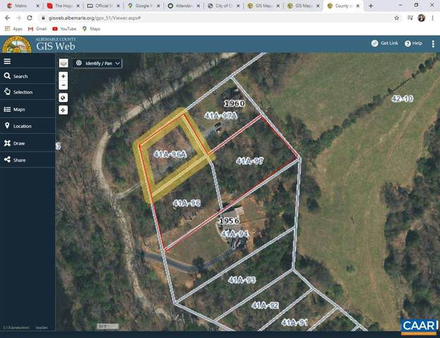 0 Lakeside Drive, CHARLOTTESVILLE, VA 22901 (#609874) :: ExecuHome Realty