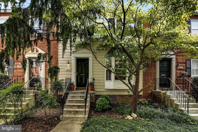 4837 Willett Parkway #80, CHEVY CHASE, MD 20815 (#MDMC745026) :: AJ Team Realty