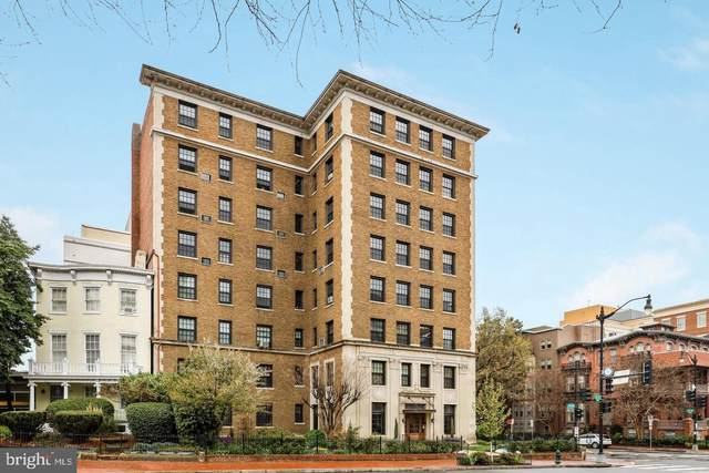 1101 L Street NW #402, WASHINGTON, DC 20005 (#DCDC508814) :: The Riffle Group of Keller Williams Select Realtors