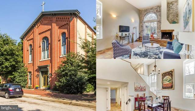 120 W Hill Street 104B, BALTIMORE, MD 21230 (#MDBA540416) :: Shawn Little Team of Garceau Realty