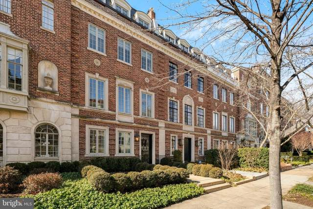 1812 24TH Street NW, WASHINGTON, DC 20008 (#DCDC508874) :: Corner House Realty