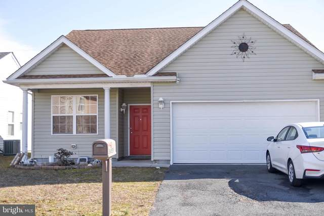 36459 Carriage Walk Lane, DELMAR, DE 19940 (#DESU177854) :: BayShore Group of Northrop Realty
