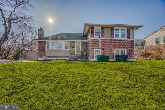 704 Sawyer Court, TOWSON, MD 21286 (#MDBC520312) :: Revol Real Estate
