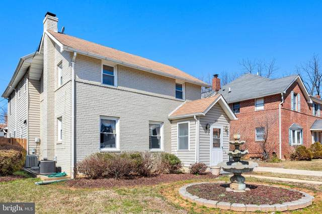 1128 N Kentucky Street, ARLINGTON, VA 22205 (#VAAR176646) :: Arlington Realty, Inc.