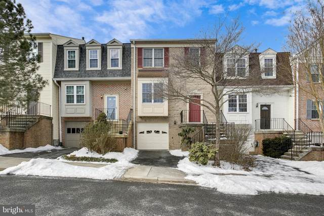 105 Amberfield Lane, GAITHERSBURG, MD 20878 (#MDMC745082) :: Dart Homes