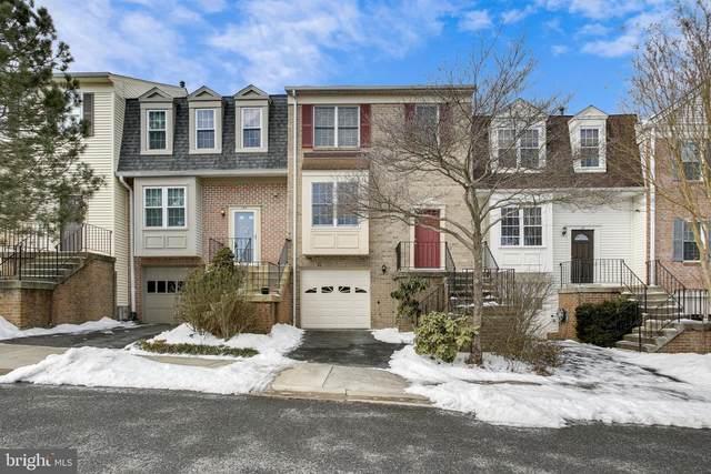 105 Amberfield Lane, GAITHERSBURG, MD 20878 (#MDMC745082) :: Potomac Prestige