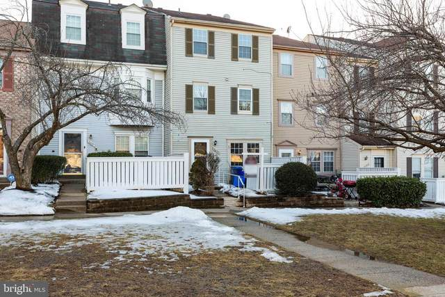 20034 Appledowre Circle #449, GERMANTOWN, MD 20876 (#MDMC745084) :: AJ Team Realty