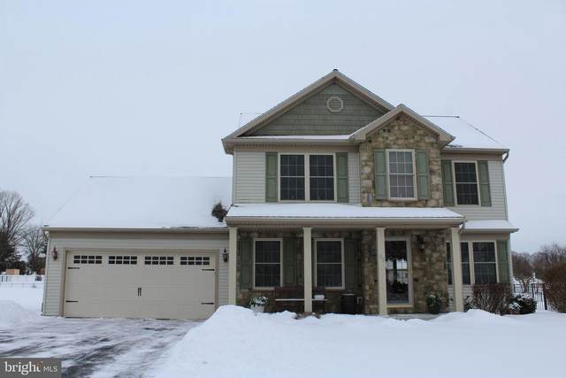 82 Clover Drive, MYERSTOWN, PA 17067 (#PABK373702) :: Iron Valley Real Estate