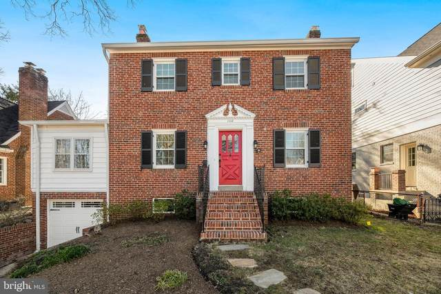 1110 N Illinois Street, ARLINGTON, VA 22205 (#VAAR176650) :: The Riffle Group of Keller Williams Select Realtors