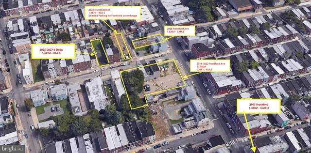 3022 Frankford Avenue, PHILADELPHIA, PA 19134 (#PAPH989244) :: Bob Lucido Team of Keller Williams Integrity